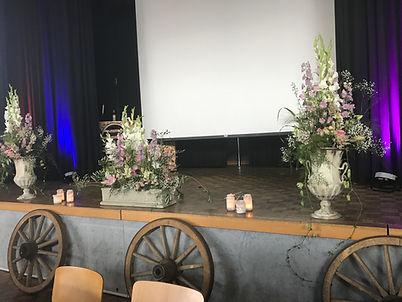 Blumen und Schoggi Quer