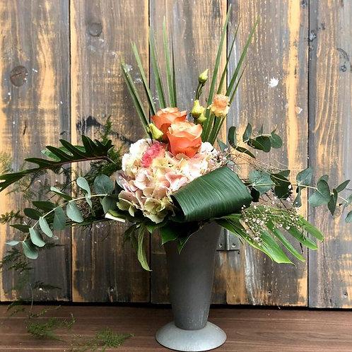 Blumenstrauss -quer