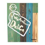 DeliCo. オープン用看板