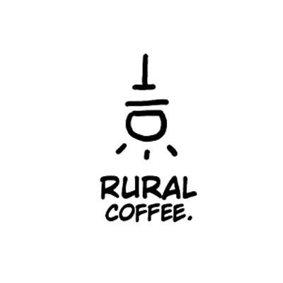 Rural Coffee. ロゴ&シンボルマーク