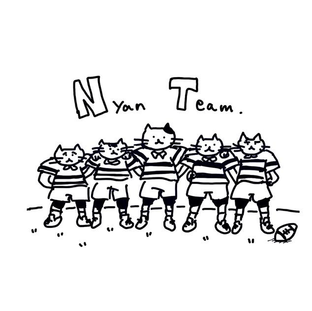 にゃんチーム
