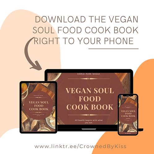 Vegan Soul Food Digital Cook Book