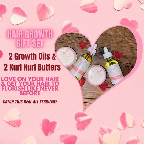 Hair growth Gift 💝 set