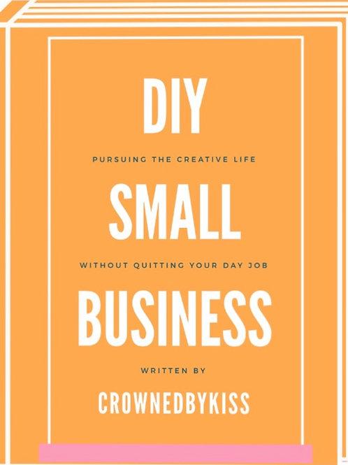 DIY As A Small Business E-Book