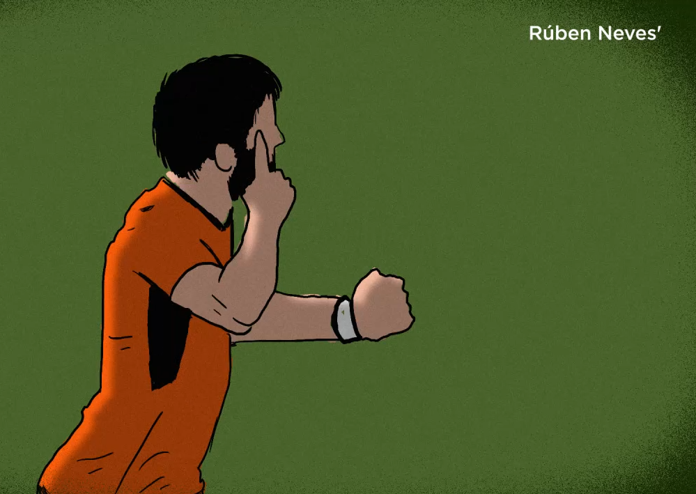 Wolves - Ruben Neves