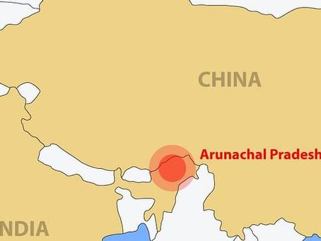 Territoriality & Negligence: The Dilemma of Arunachal Pradesh