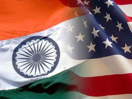 Evolution of Strategic Environment of India and the U.S.