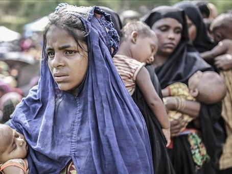 Human Rights Violation in Myanmar: Victimhood of the Rohingya Muslims