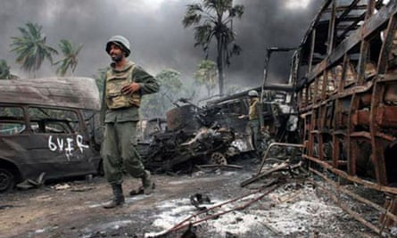 SRI LANKA CIVIL WAR- THE CONNOTATIONS OF THE ETHNIC DISCORD