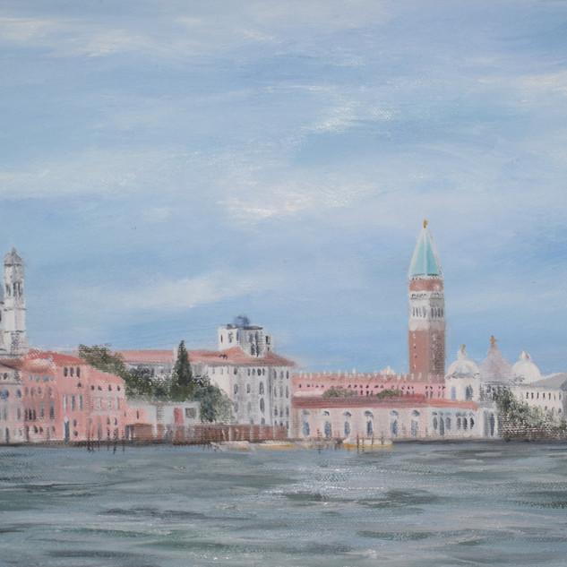 Venice from Punta della Dogana