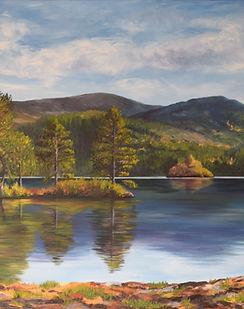 Loch an Eilean, 2019, 120x85cm.jpg
