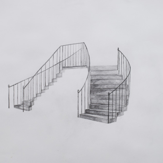 Staircase Drawing