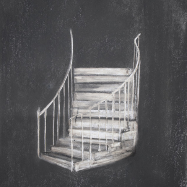 Staircase Drawing 3