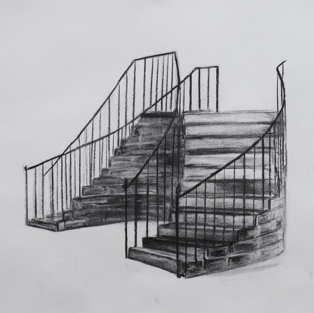 Staircase Drawing 2