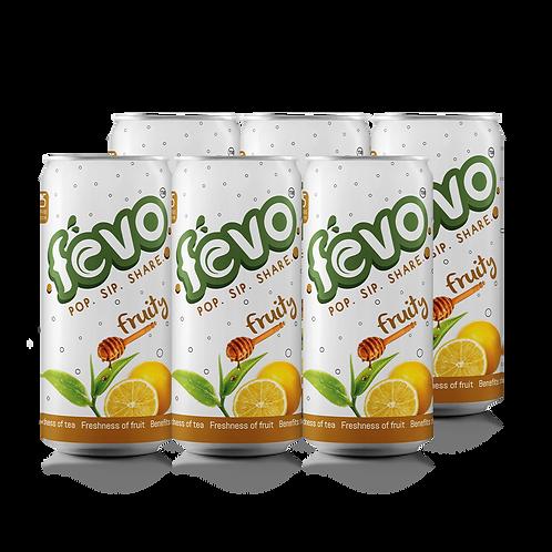 Fevo Fruity (Pack of 6)