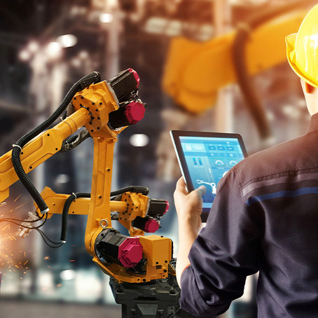 What are changes that can bring savings in a manufacturing firm?
