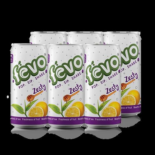 Fevo Zesty (Packof 6)