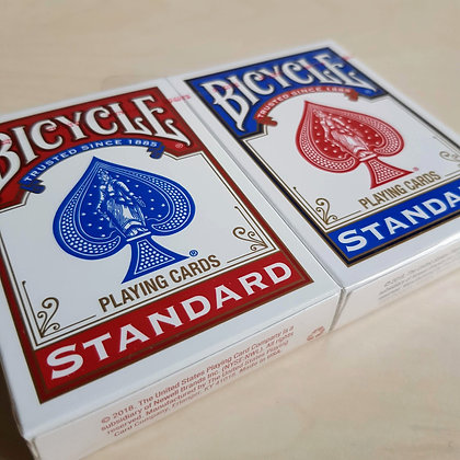 Bicycle - Duo Pack - 2 Jeux Regular