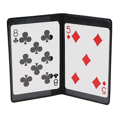 Porte-cartes - Avec poche secrète