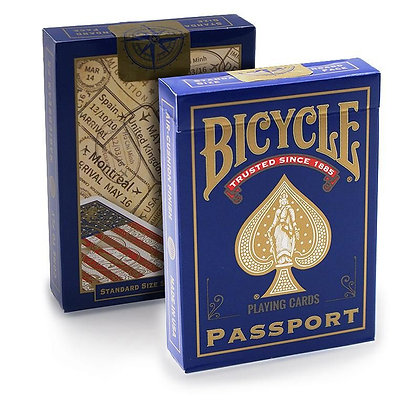 Passport Project by Joan Tanuji