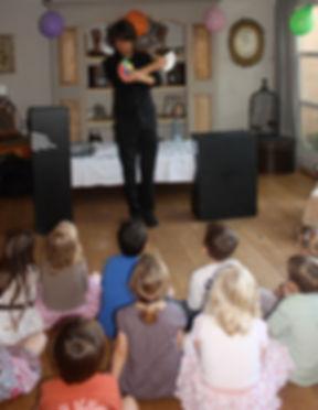 Magicen pour enfants