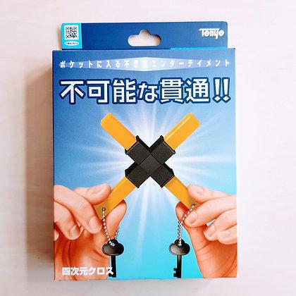 Tenyo - 4D Cross