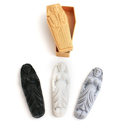 Mummy Mystery Deluxe - Plastic