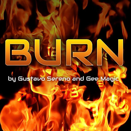 Burn by Gustavo Sereno