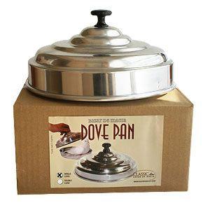 Pan - Aluminum - Dove by Bazar De Magia - Single load - Dove - Single load