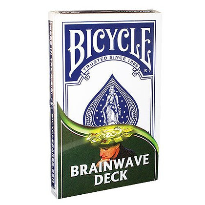 Jumbo Brainwave deck - Bicycle