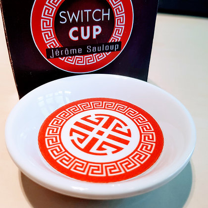 Switch Cup by Jerome Sauloup