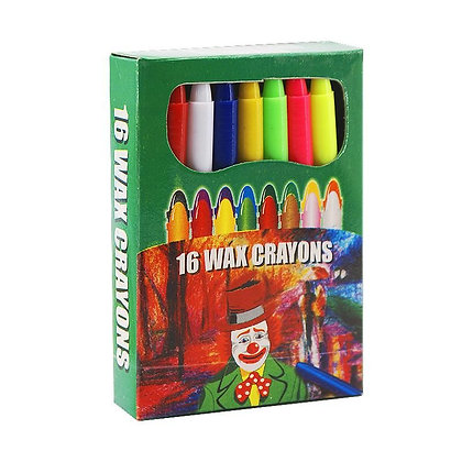 Crayon Vanishing Box