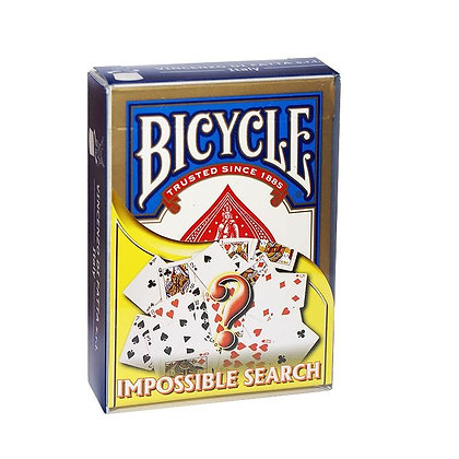 Bicycle - Impossible Search