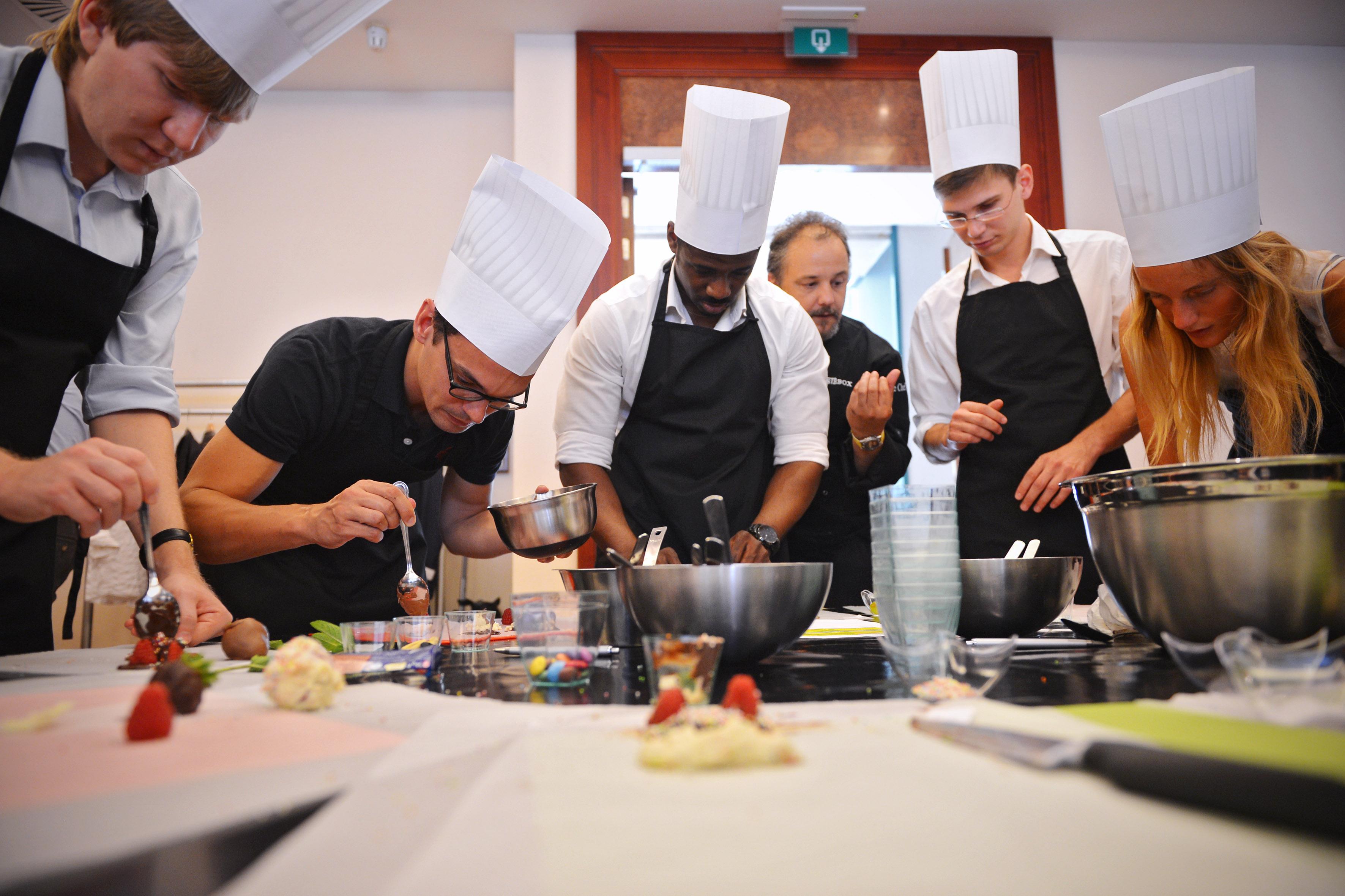 Team building - Chocolate Workshop