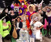 DragCon 2019 at the LA Convention Center
