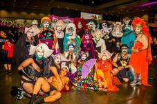 The Sisters at DragCon 2017