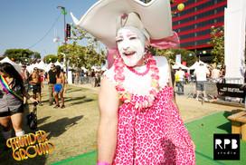 Sister Buffy at LA Pride