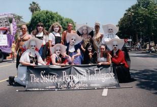 LASPI in year 2 at LA Pride Parade