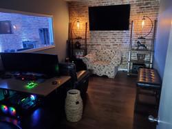 Master editing room