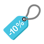 10% de réduction
