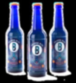 Cerveza Polvora Blue