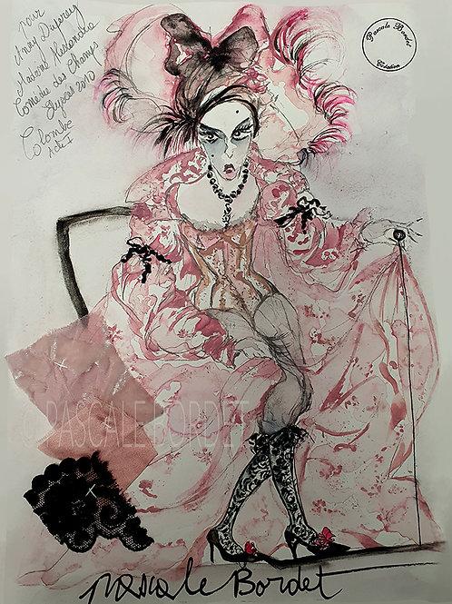 ANNY DUPEREY - 1  La Folle de Chaillot