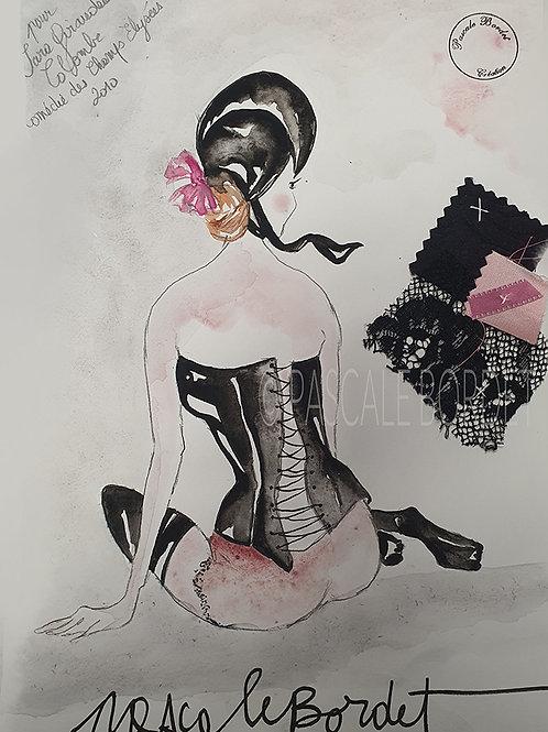SARA GIRAUDEAU - 2 - Colombe
