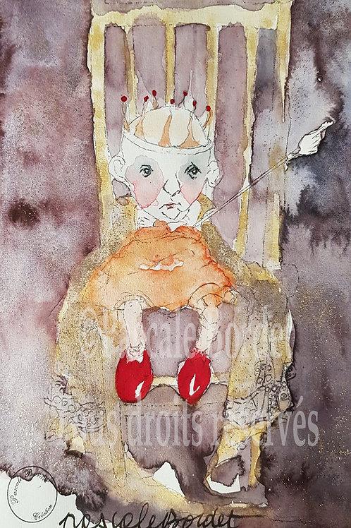 Le roi se meurt - Pour Michel Bouquet