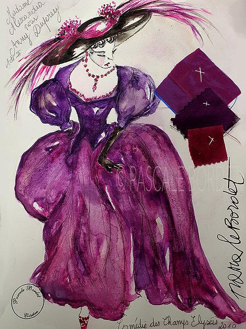 ANNY DUPEREY - 2  La Folle de Chaillot