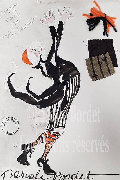 Harpagon - Pour Michel Bouquet