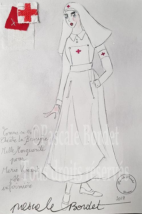 Melle Marguerite - Comme en 14 - Pour Marie Vincent