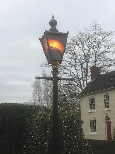 Rainbow Lamp Tribut to Key Workers - Adam Thomas