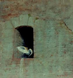 Martello Owl - SOLD
