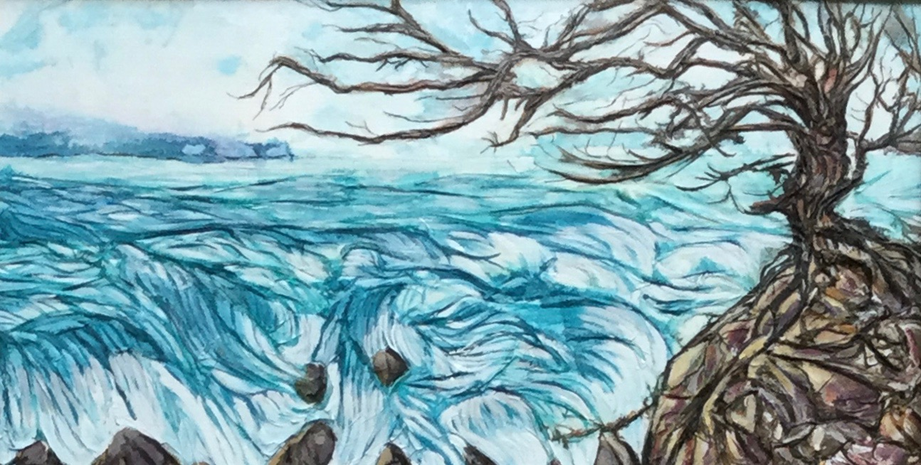 Wind and Waves - SOLD